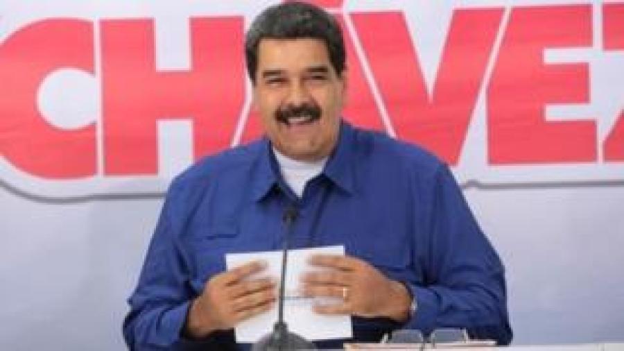 Perezida Maduro