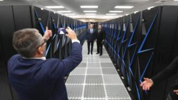 The Sierra supercomputer