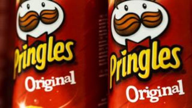 Keripik Pringles