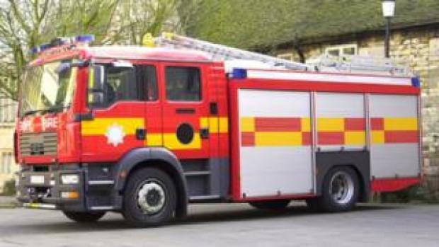 Fire engine - generic
