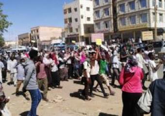 El presidente de Sudán desafía mientras continúan las protestas mortales - BBC News