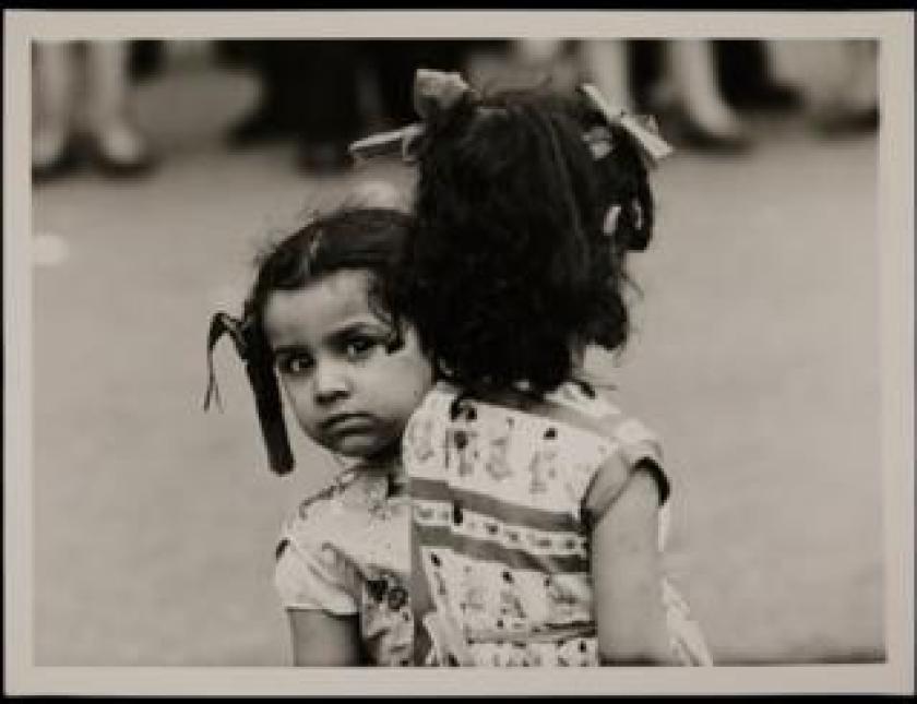 Children, George Square, 1960