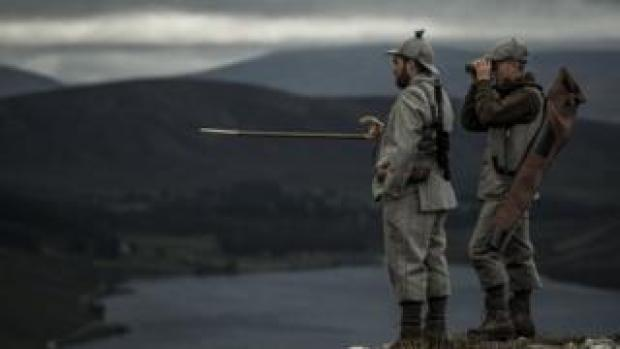 Gamekeepers in tweed