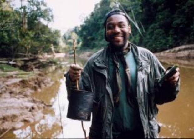 Lenny Henry in Lenny's Big Amazon Adventure in 1997