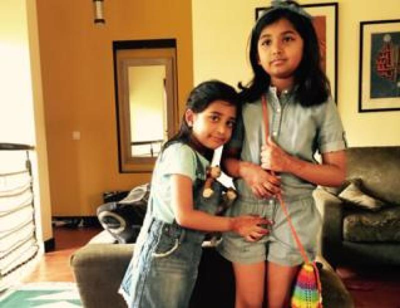 Amal and Anya