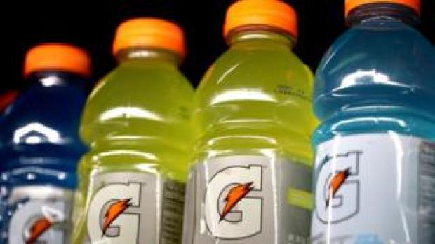 Gatorade drinks