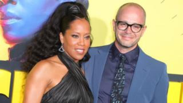 Regina King and Damon Lindelof