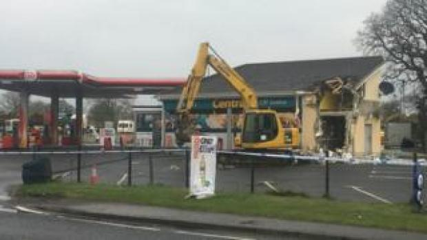 atm theft dungiven