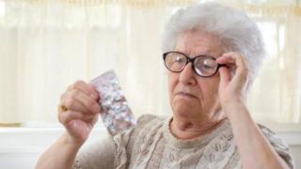 NEWS Elderly woman