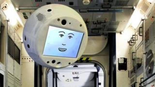 Cimon is an 'AI assistant for astronauts'