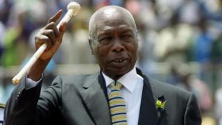 Daniel arap Moi: How Kenyans learnt to laugh at the president