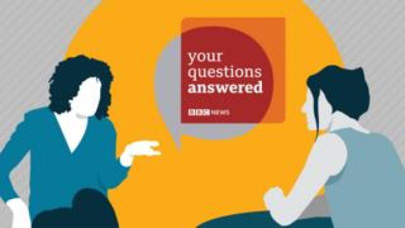 Your questions answered illustration