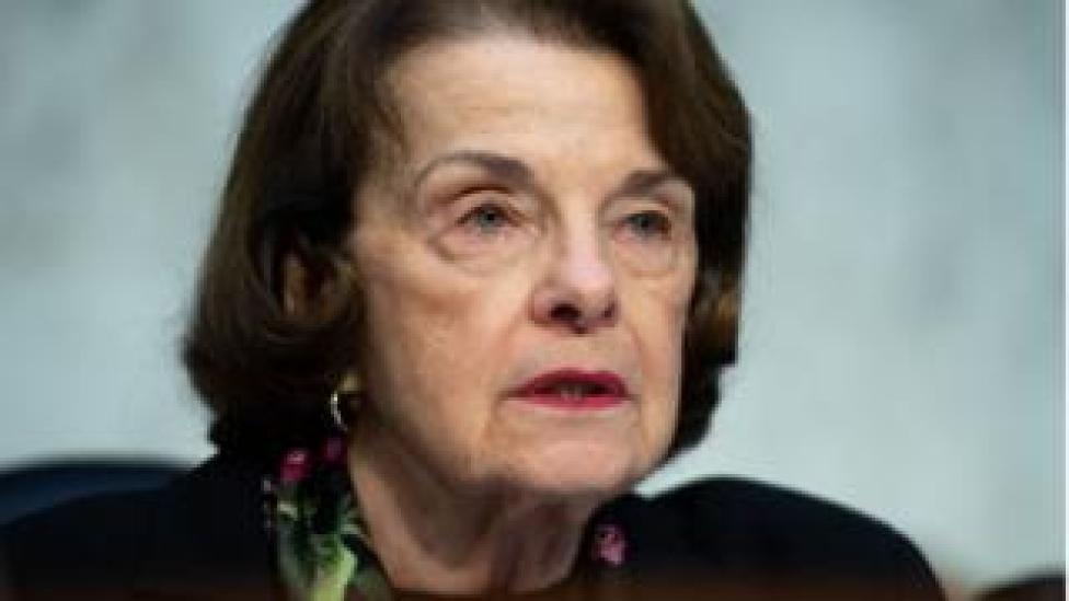 Senate Judiciary Ranking Member Dianne Feinstein