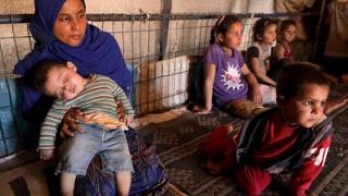 الحرب السورية أسفرت عن مقتل أكثر من 380 ألف شخص، ونزوح 13,2 مليون شخص