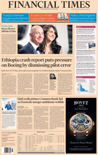 Newspaper headlines: Rip-offs and pressure selling – SimpleNews