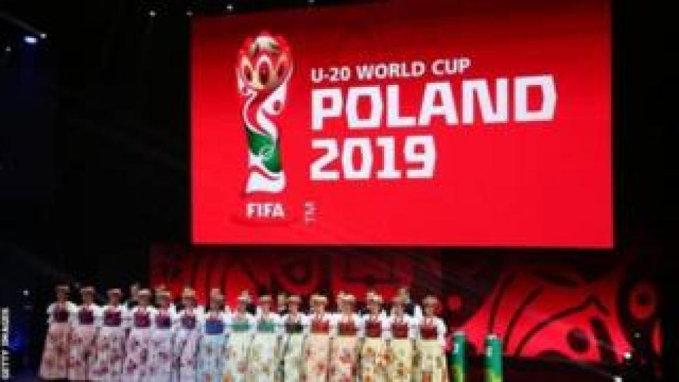 Le Sénégal, le Nigeria, le Mali et l'Afrique du Sud sont les représentants africains à la Coupe du monde junior 2019.