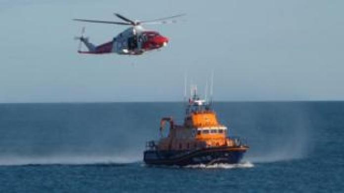 Weymouth RNLI lifeboat