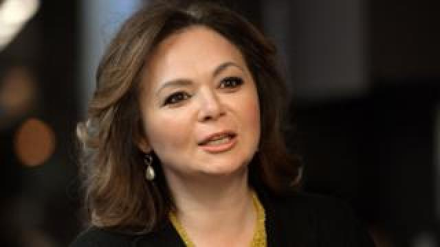 File image of Russian lawyer Natalya Veselnitskaya speaking during an interview in Moscow in 2016