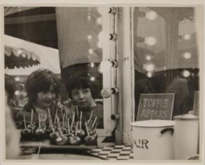 Toffee Apples, Glasgow Green Carnival, 1963