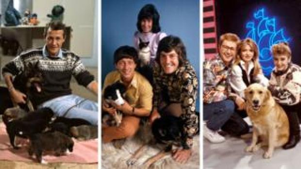 Blue Peter presenters through the years