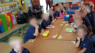 _105131961_saschoolblurred South Africa: Teacher suspended for sitting children 'by race'