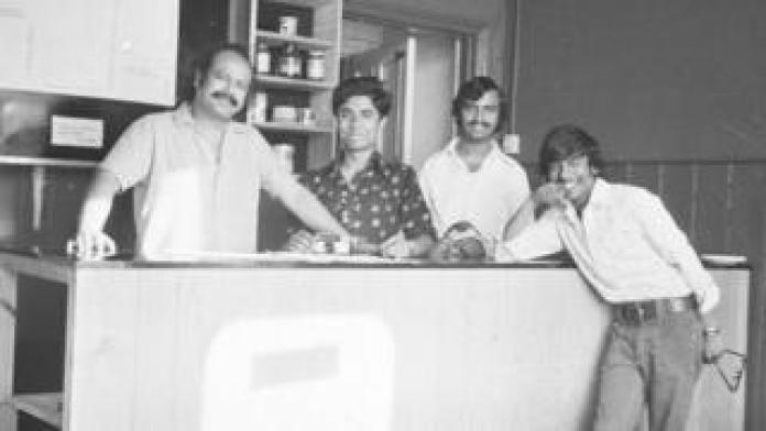 Bangladeshi restaurant workers