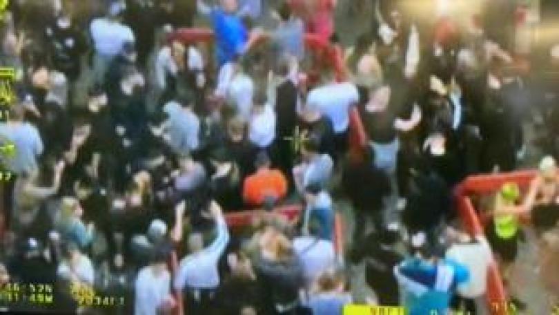 Party shut down in Leeds