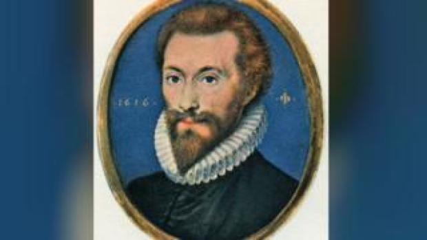 Image of poet John Donne