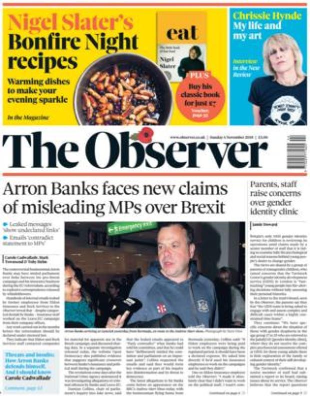 Observer November 4