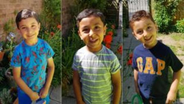 Bilal, Mohammed Ebrar and Mohammed Yaseen Safi