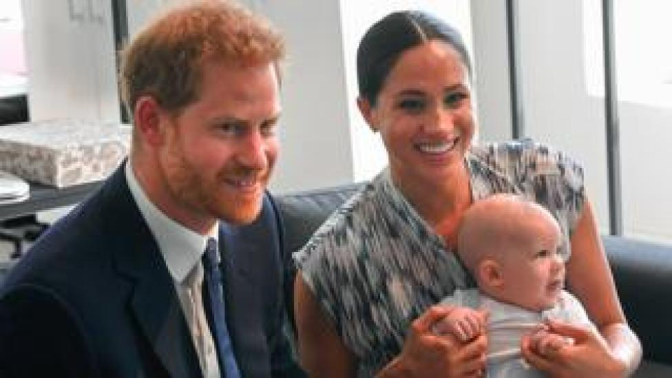 Prince Harry, Meghan and Archie