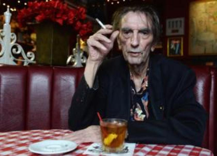 Harry Dean Stanton pictured in 2013