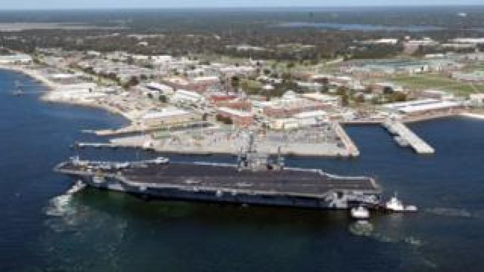 Last month's attack occurred at the Naval Air Station in Pensacola, Florida.