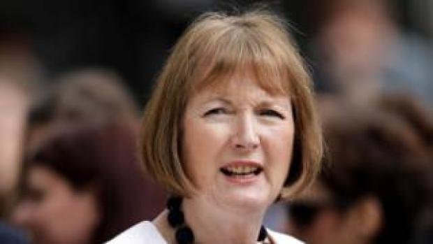 Labour MP Harriet Harman