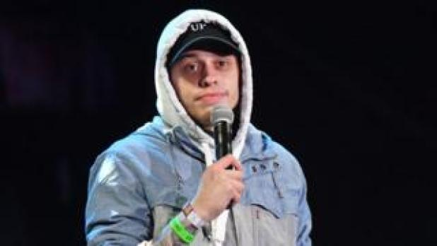 Pete Davidson on stage