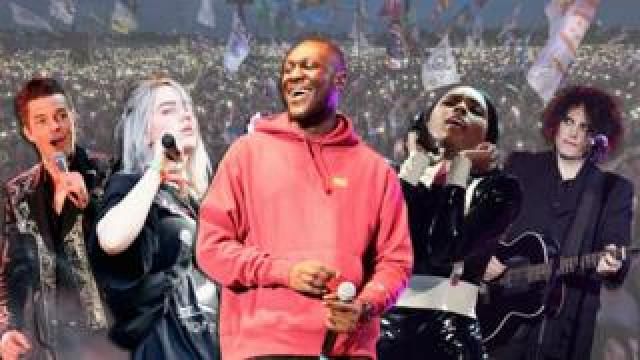 Glastonbury performers for 2019
