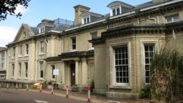 Carrow House coroners court