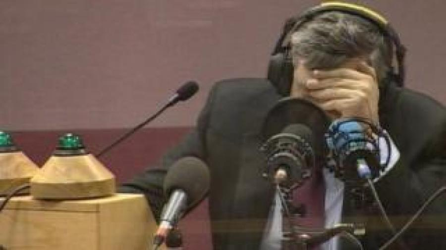 UK Prime Minister Gordon Brown