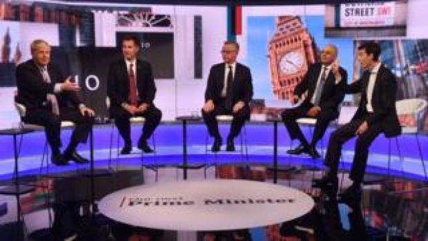 Tory leadership debate