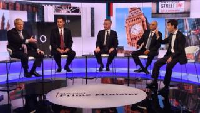 Tory leadership debate