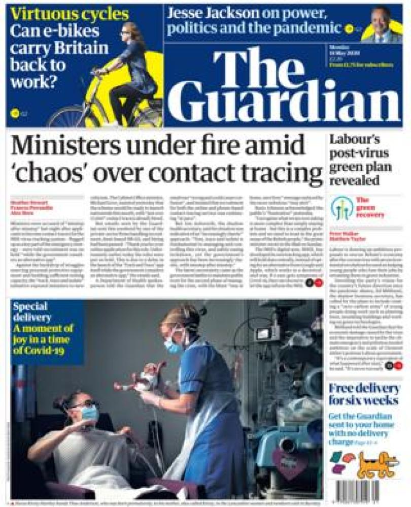 The Guardian 18 May 2020