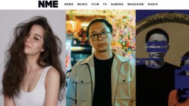 NME Asia screen grab.