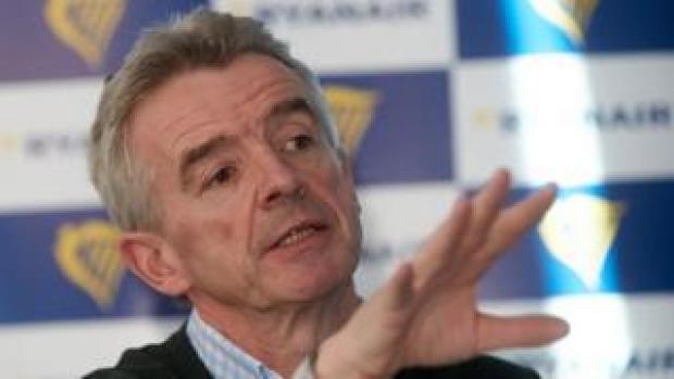 Michael O'Leary 2015