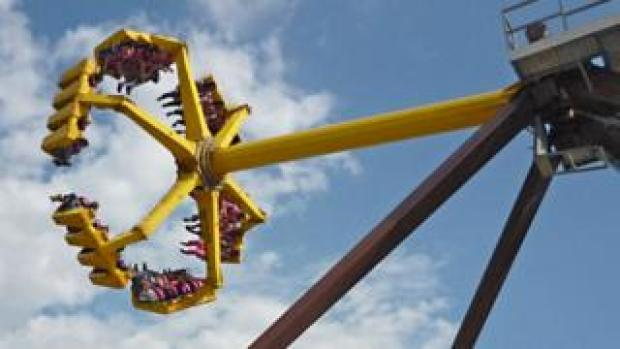 Eagle's Claw, Lightwater Valley