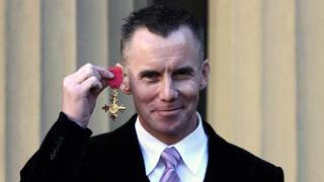 Gary Rhodes OBE in 2006