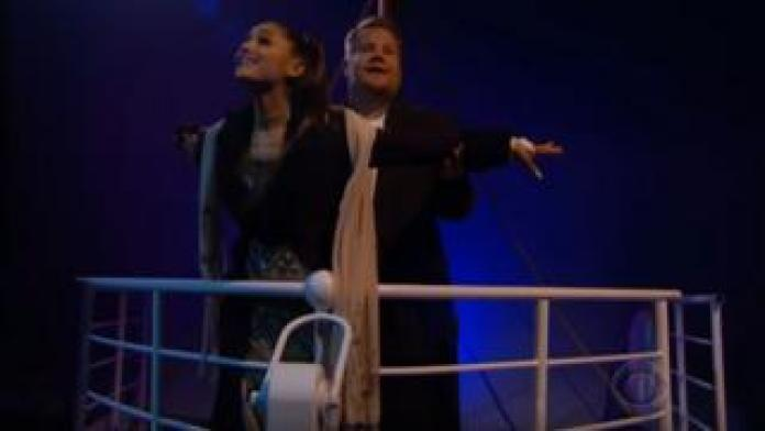Corden and Grande prow bow