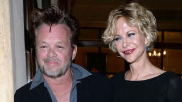 Meg Ryan and John Mellencamp in 2013