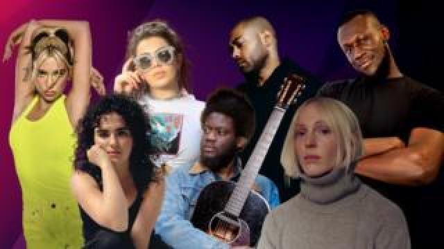 Mercury Prize nominees: Dua Lipa, Charli XCX, Kano, Stormzy, Laura Marling, Michael Kiwanuka and Georgia
