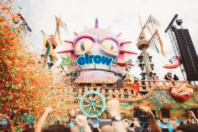 Elrow Town Kraken