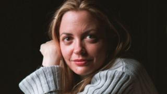 Author Elizabeth Wurtzel